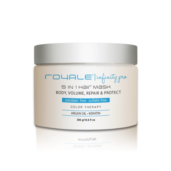 Royale Body Volume Repair And Protect 5 In 1 Hair Mask