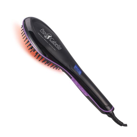 Procabello Black Straightening Brush 5500 Royale Hair
